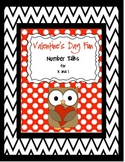 Valentine's Day Number Talks for Grades K - 1