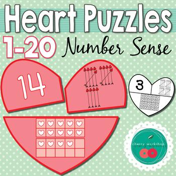 Valentine's Math Kindergarten