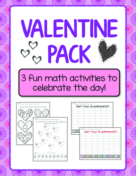 Valentines Day Pack