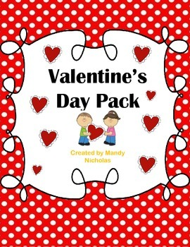 Valentine's Day Pack!