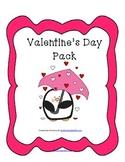 Valentine's Day Pack