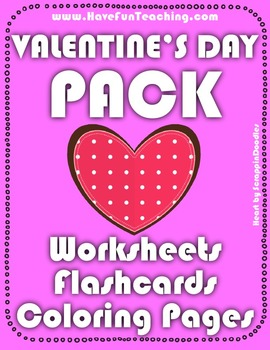 Valentine's Day Pack - FREE