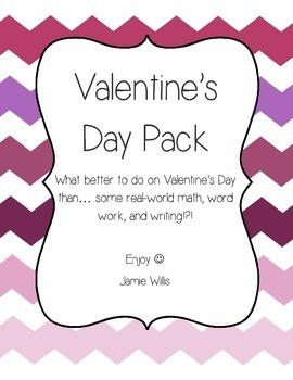 Valentine's Day Pack FREEBIE!
