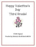 Valentine's Day Packet - 3rd Grade