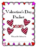 Valentine's Day Packet / Activities