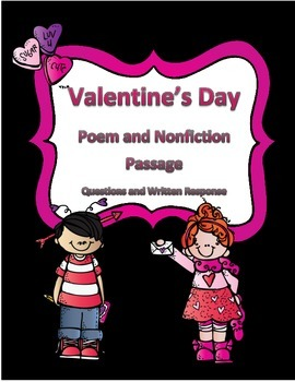 Valentine's Day Paired Passages: Poem and Nonfiction Selections