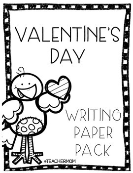 Valentine's Day Paper Pack