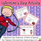 Valentine's Day and the 8 Parts of Speech