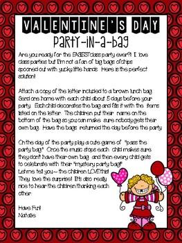 Unique Valentines Day Party Piedmont Parent Selection