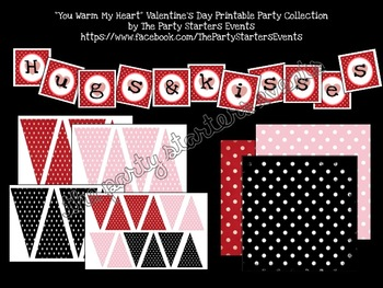 Valentine's Day Party Printables!