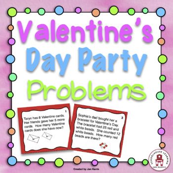 Valentine's Day Party Problem Solving