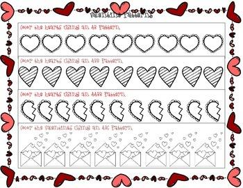 Valentine's Day Patterning
