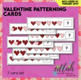 Valentine's Day Patterning Cards