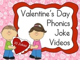Valentine's Day Phonics Jokes