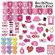 Valentines Day Photo Booth Props and Decorations - Printable