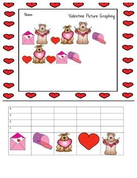 Valentine's Day Pictograph