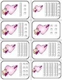 Valentine's Day:  Place Value Game