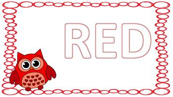 Valentines Day Playdough Mat