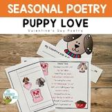 Fluency: Valentine's Day | Poems Literacy Practice Activit