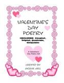 Valentine's Day Poetry Bundle