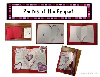 Valentine's Day Pop-Up Card Craft