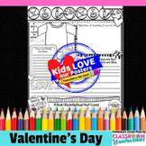 Valentine's Day Activity: Writing