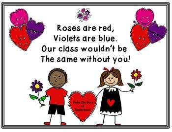 Valentine's Day Poster Freebie