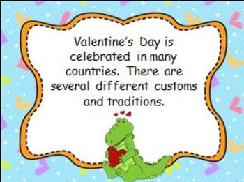 Valentine's Day PowerPoint