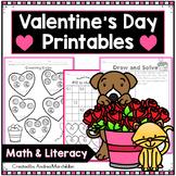 Valentine's Day First Grade