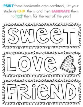 Valentine's Day Printables for Teachers: FREEBIE! by Joey Udovich