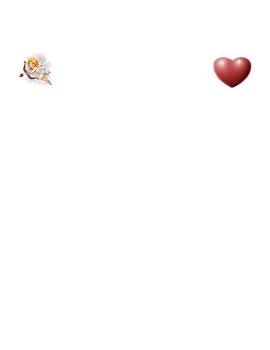Valentine's Day Project Spanish. El Dia de Los Enamorados/San Valentin