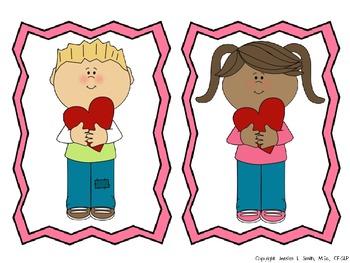 Valentine's Day Pronoun Fun!