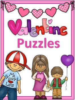 Valentine's Day Puzzles
