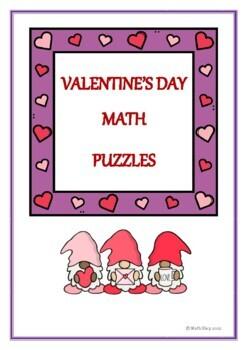Valentines Day Puzzles
