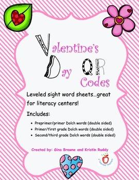 Valentine's Day QR Codes