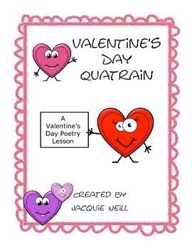 Valentine's Day Quatrains