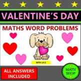 Valentines Day Maths – 14 questions for the 14th (UK Version)