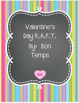 Valentine's Day R.A.F.T.