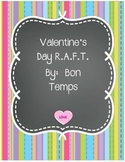 Valentine's Day R.A.F.T.