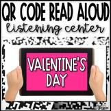 Valentines Day QR Code Read Aloud Listening Center