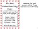 Valentines Day Reader, Grammar label, sort and illustratin