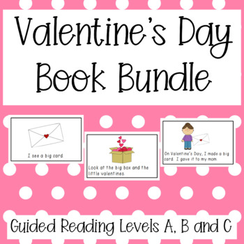 Valentine's Day Reading Bundle