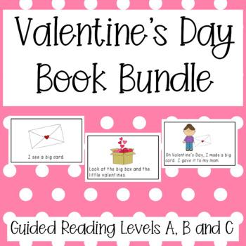 Valentine's Day Reading Bundle