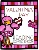 Valentine's Day Reading Comprehension {Primary Pack}