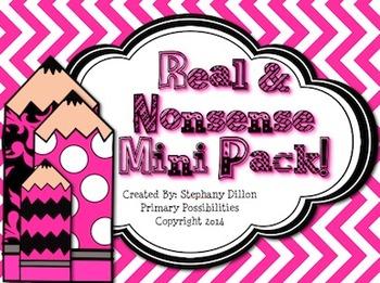 Valentine's Day Real & Nonsense Mini Pack