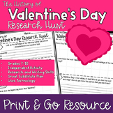 Valentines Day Research Hunt
