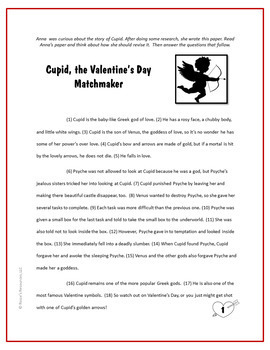 Valentine's Day Revising and Editing