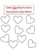 Valentine's Day Reward System
