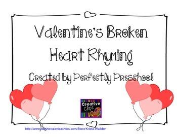 Valentine's Day Rhyming
