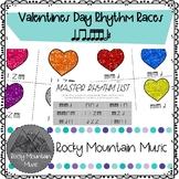 Valentines Day Rhythm Races